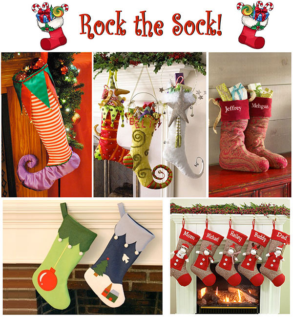 Rock the Sock at Fauna collage