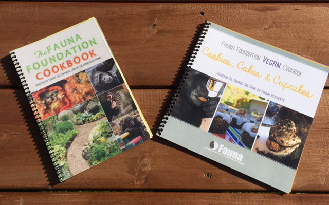Fauna cookbooks